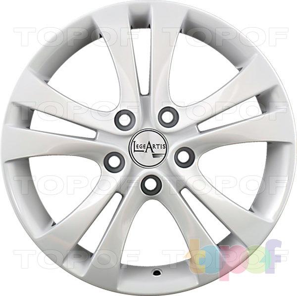 Колесные диски Replica LegeArtis OPL13. Изображение модели #5