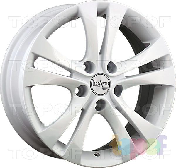 Колесные диски Replica LegeArtis OPL13. Изображение модели #6