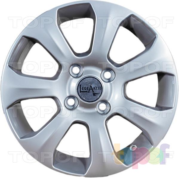Колесные диски Replica LegeArtis OPL19. Изображение модели #2