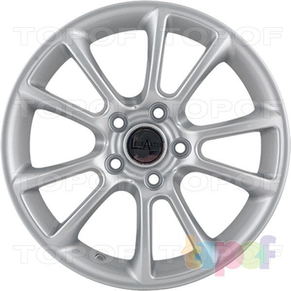 Колесные диски Replica LegeArtis OPL2. Изображение модели #1