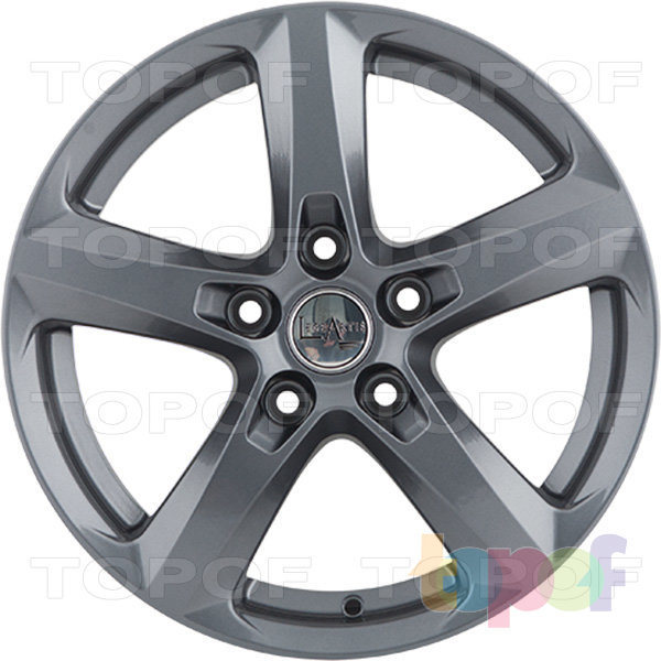 Колесные диски Replica LegeArtis OPL24. Изображение модели #1