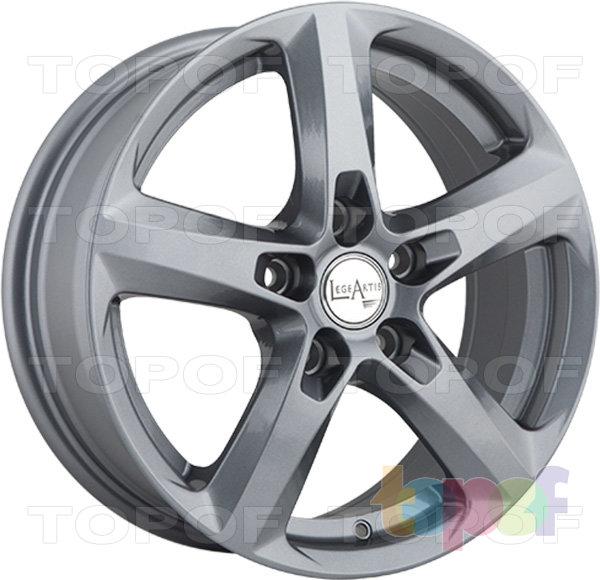 Колесные диски Replica LegeArtis OPL24. Изображение модели #2