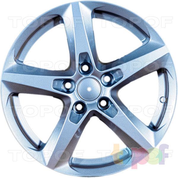 Колесные диски Replica LegeArtis OPL24. Изображение модели #5