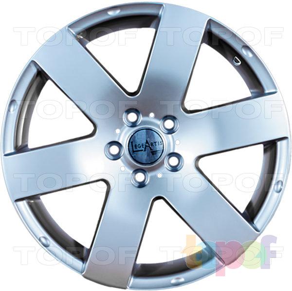 Колесные диски Replica LegeArtis OPL37. Изображение модели #5