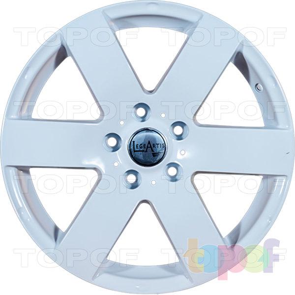 Колесные диски Replica LegeArtis OPL37. Изображение модели #7