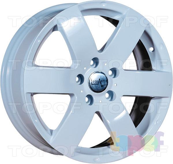 Колесные диски Replica LegeArtis OPL37. Изображение модели #8