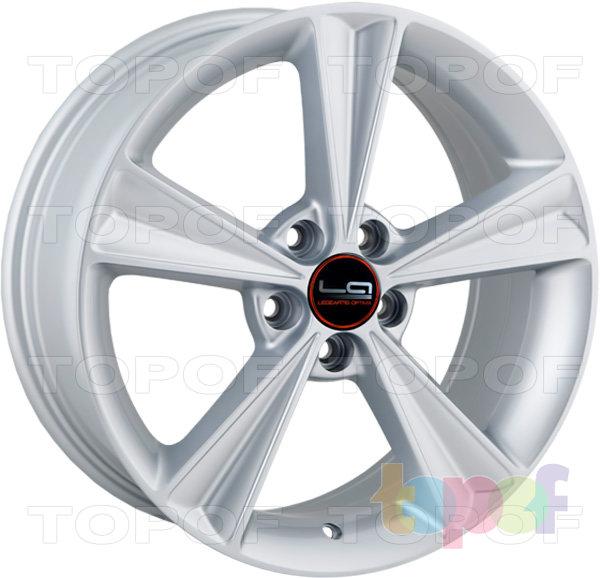 Колесные диски Replica LegeArtis OPL38. Изображение модели #4