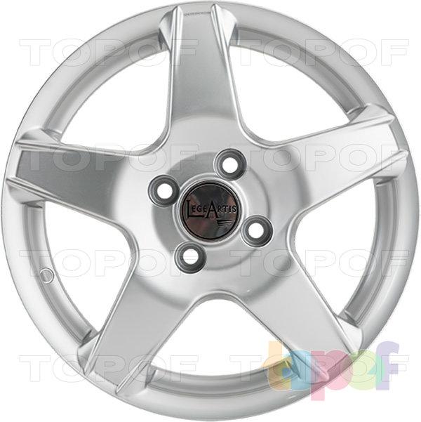 Колесные диски Replica LegeArtis OPL40. Изображение модели #2