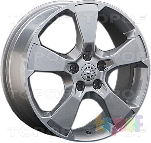 Колесные диски Replica LegeArtis OPL9. Изображение модели #1