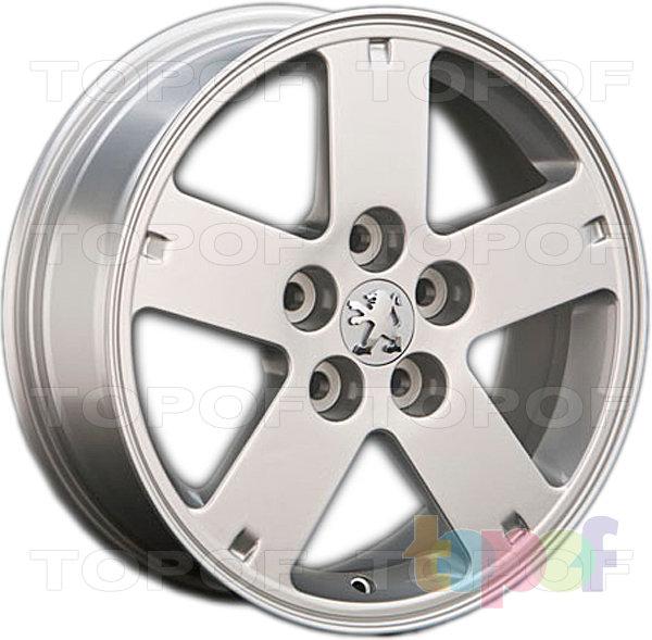 Колесные диски Replica LegeArtis PG14. Изображение модели #1