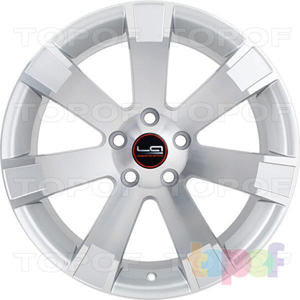 Колесные диски Replica LegeArtis PG15. Изображение модели #3