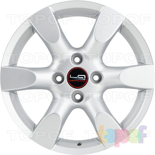 Колесные диски Replica LegeArtis PG19. Изображение модели #2