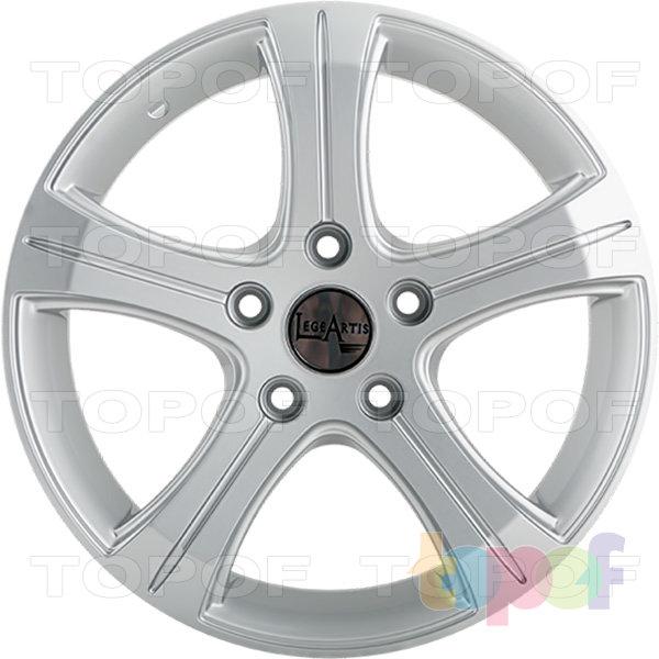 Колесные диски Replica LegeArtis PG30. Изображение модели #2