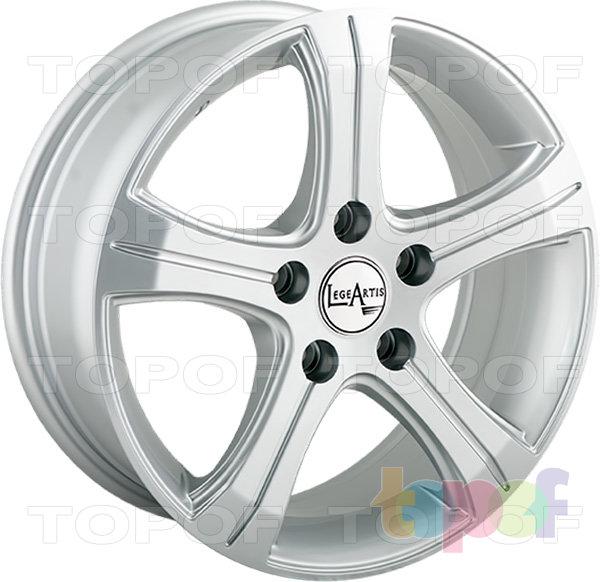 Колесные диски Replica LegeArtis PG30. Изображение модели #3