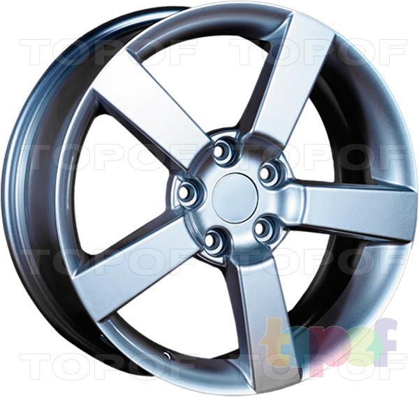 Колесные диски Replica LegeArtis PG56. Изображение модели #2