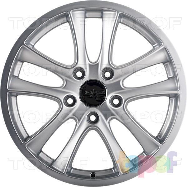 Колесные диски Replica LegeArtis PR6. Изображение модели #3