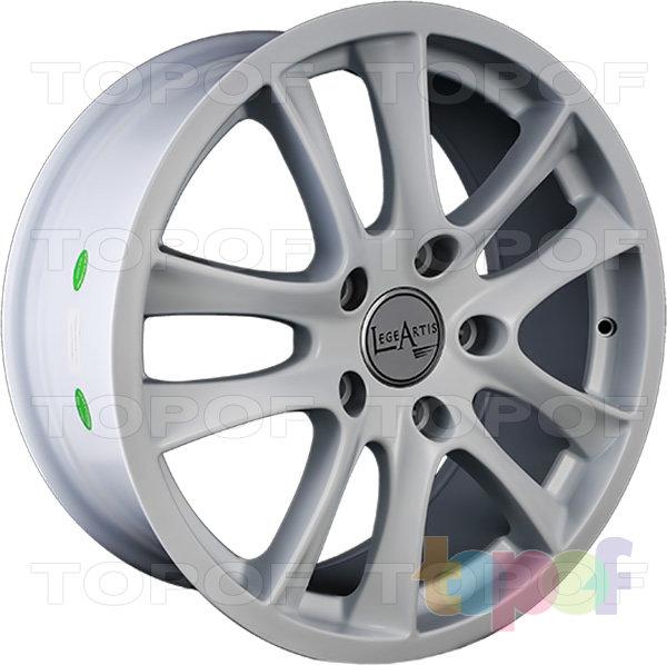 Колесные диски Replica LegeArtis PR6. Изображение модели #6