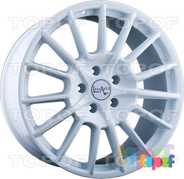 Колесные диски Replica LegeArtis PR7. Изображение модели #6