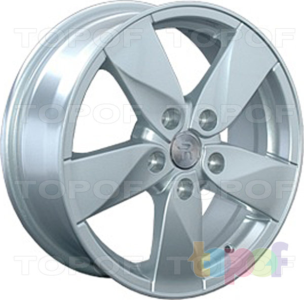 Колесные диски Replica LegeArtis RN45. Изображение модели #1