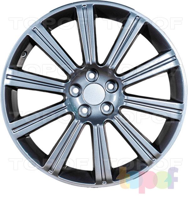 Колесные диски Replica LegeArtis SB10. Изображение модели #1