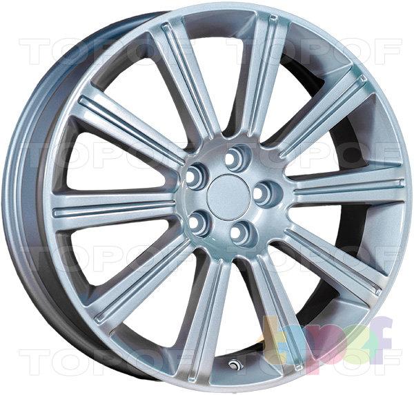 Колесные диски Replica LegeArtis SB10. Изображение модели #4