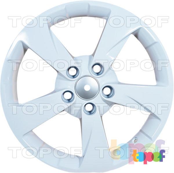 Колесные диски Replica LegeArtis SB17. Изображение модели #1