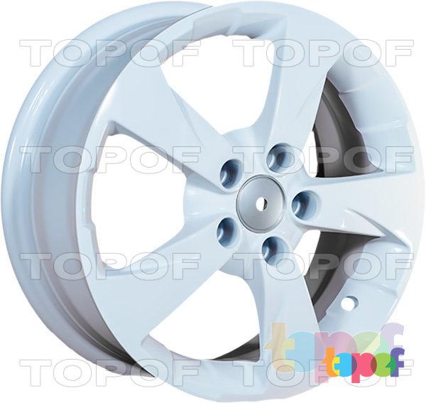 Колесные диски Replica LegeArtis SB17. Изображение модели #2