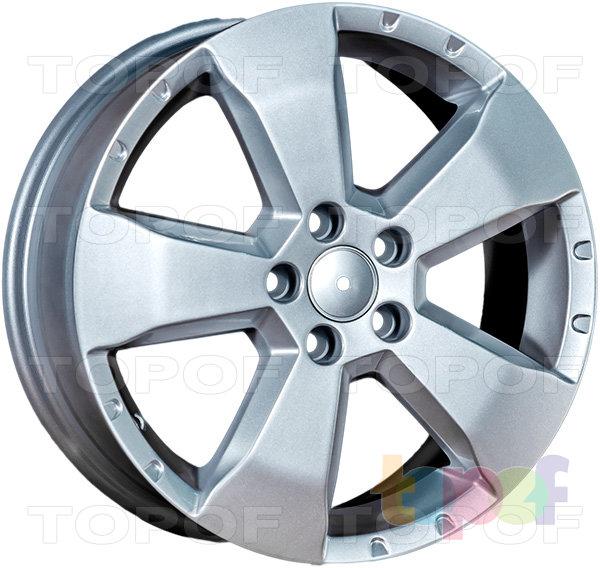 Колесные диски Replica LegeArtis SB18. Изображение модели #2