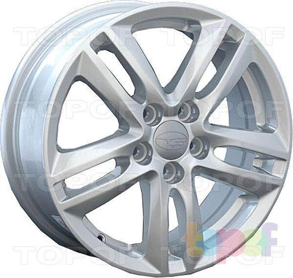 Колесные диски Replica LegeArtis SB20. Изображение модели #1