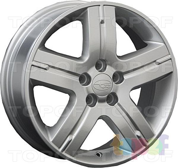 Колесные диски Replica LegeArtis SB5. Изображение модели #1