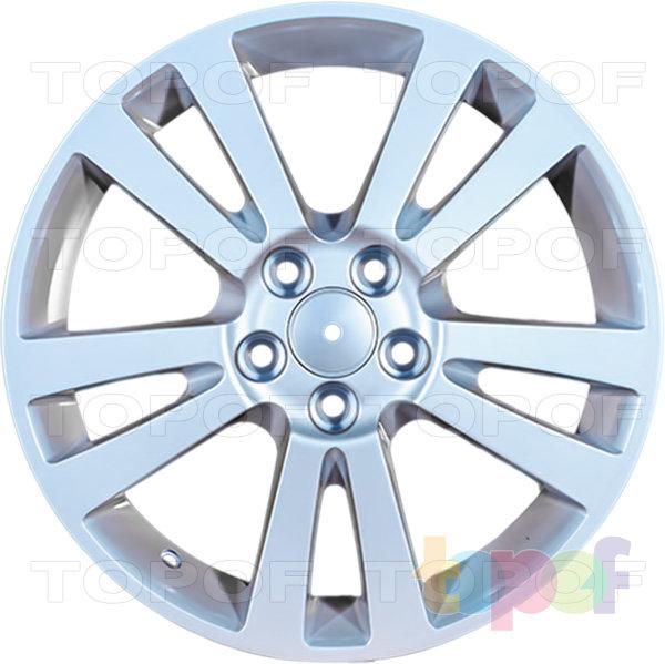 Колесные диски Replica LegeArtis SB9. Изображение модели #1