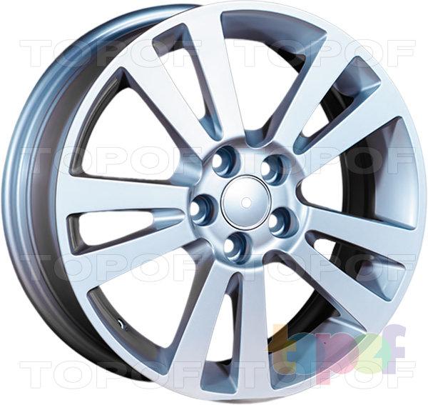 Колесные диски Replica LegeArtis SB9. Изображение модели #2