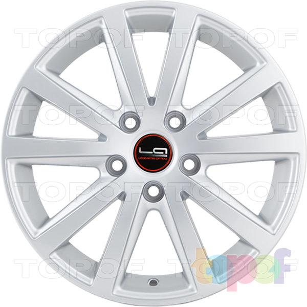 Колесные диски Replica LegeArtis SK13. Изображение модели #3