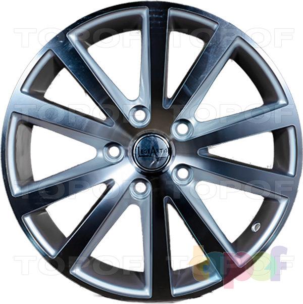 Колесные диски Replica LegeArtis SK13. Изображение модели #4