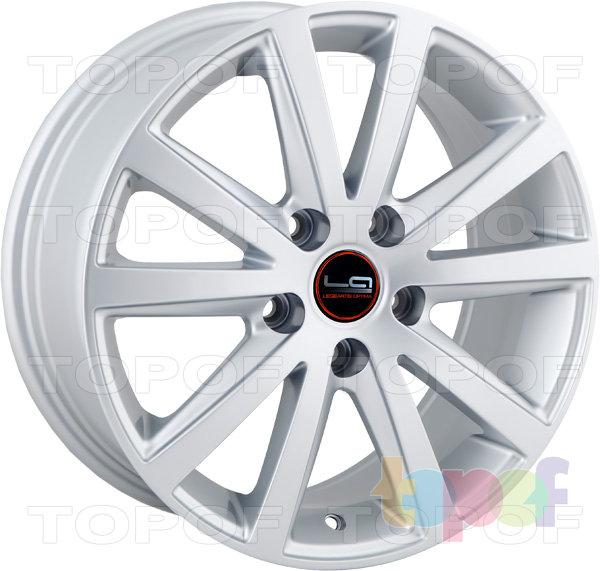 Колесные диски Replica LegeArtis SK13. Изображение модели #5