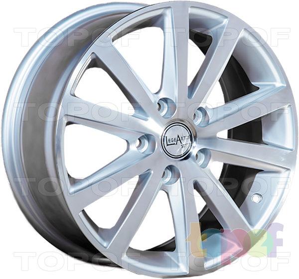 Колесные диски Replica LegeArtis SK13. Изображение модели #6