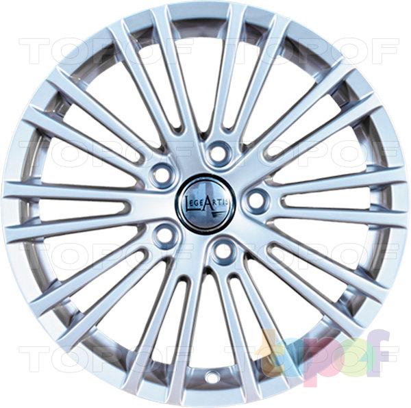 Колесные диски Replica LegeArtis SK14. Изображение модели #2
