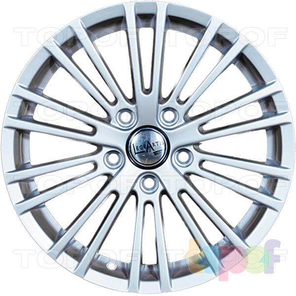 Колесные диски Replica LegeArtis SK14. Изображение модели #3