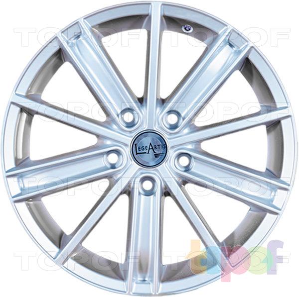Колесные диски Replica LegeArtis SK15. Изображение модели #2