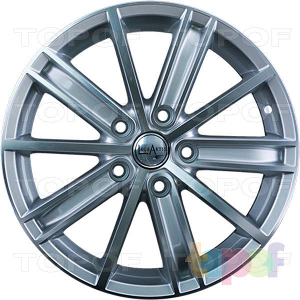 Колесные диски Replica LegeArtis SK15. Изображение модели #4