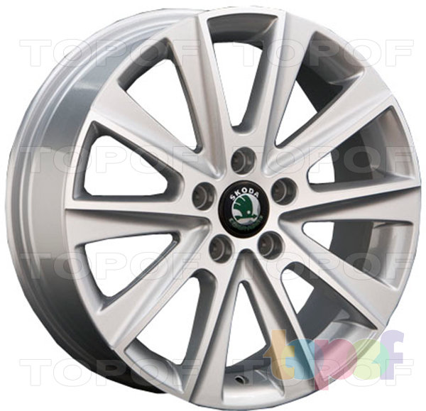 Колесные диски Replica LegeArtis SK16. Изображение модели #1
