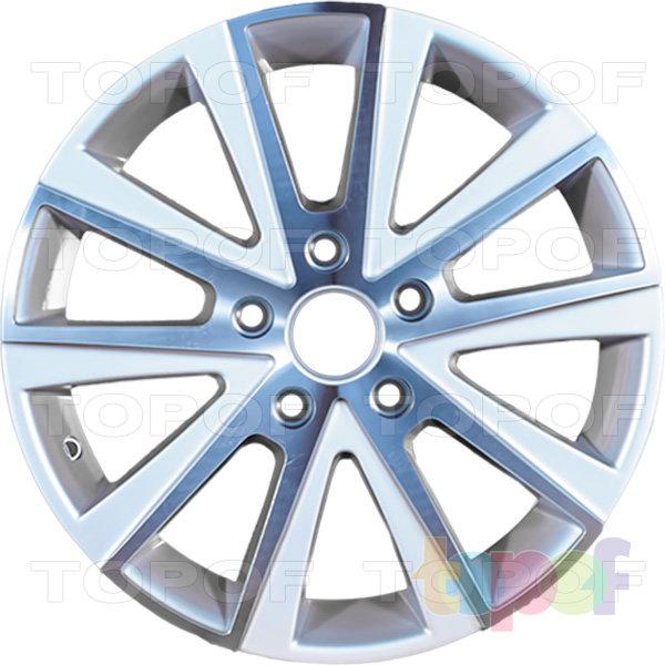 Колесные диски Replica LegeArtis SK16. Изображение модели #4