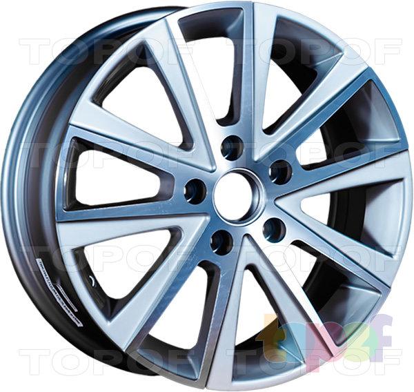 Колесные диски Replica LegeArtis SK16. Изображение модели #5