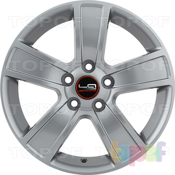 Колесные диски Replica LegeArtis SK17. GM