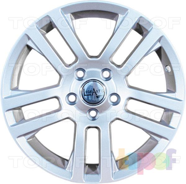 Колесные диски Replica LegeArtis SK2. Изображение модели #1