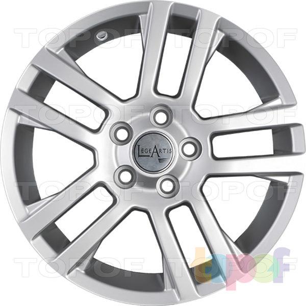 Колесные диски Replica LegeArtis SK2. Изображение модели #4