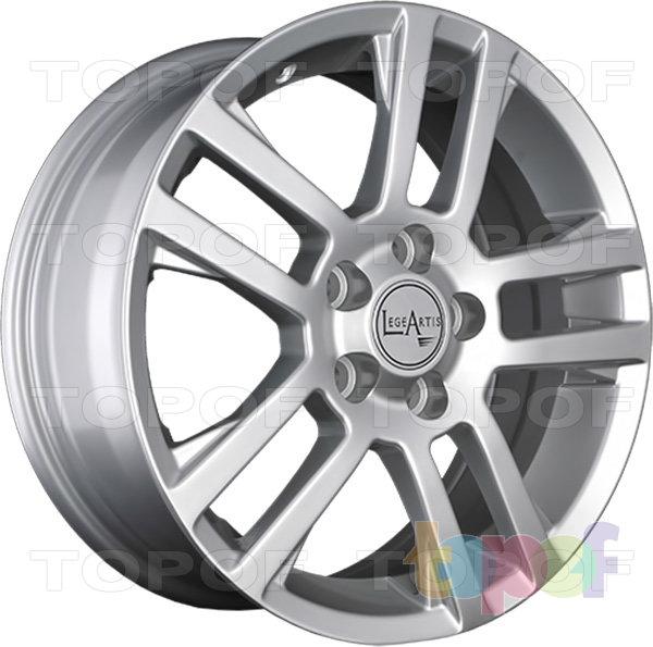 Колесные диски Replica LegeArtis SK2. Изображение модели #5