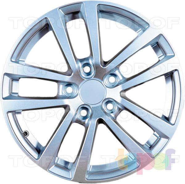 Колесные диски Replica LegeArtis SK22. Изображение модели #2
