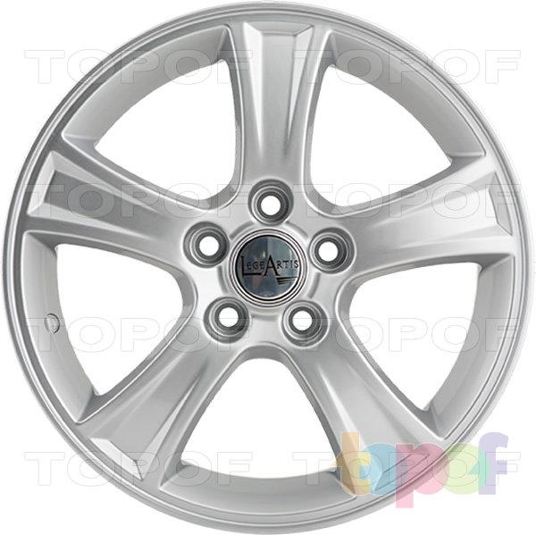 Колесные диски Replica LegeArtis SK28. Изображение модели #5