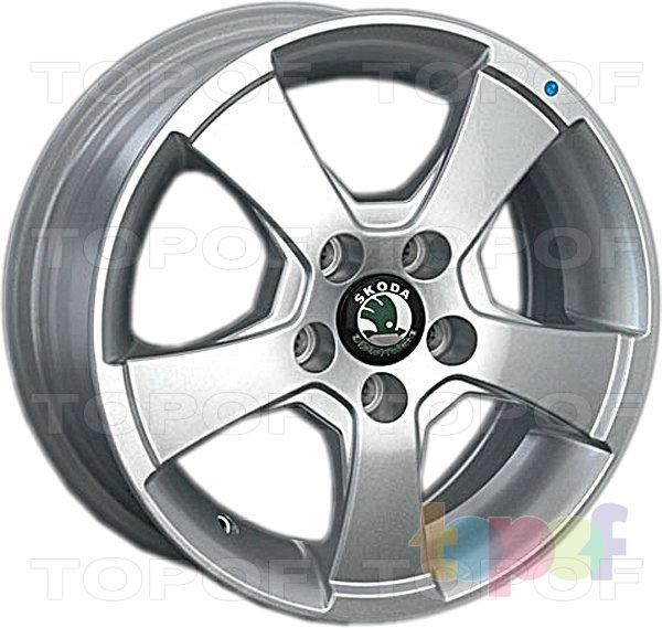 Колесные диски Replica LegeArtis SK29. Изображение модели #1